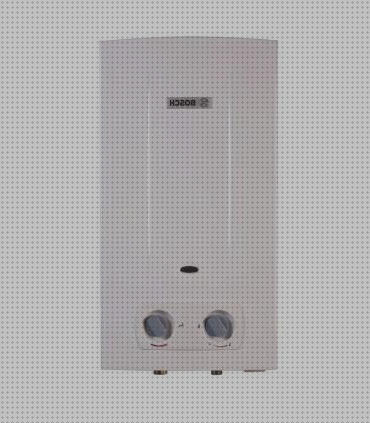 Review de bosch bosch termo gas natural